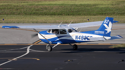 N482ER - Cessna 172S Skyhawk SP - Embry-Riddle Aeronautical University (ERAU)