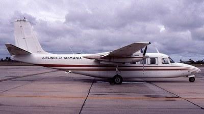 VH-EXZ - Aero Commander 680FL - Airlines of Tasmania