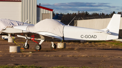 C-GOAD - Zenair CH601 XL - Private