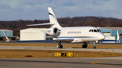 A picture of N515CF - Dassault Falcon 2000EX - [170] - © GregMac