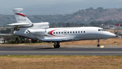N96FE - Dassault Falcon 900LX - Private