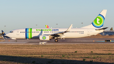A picture of FGZHB - Boeing 7378GJ - Transavia - © Goncalo Guimaraes