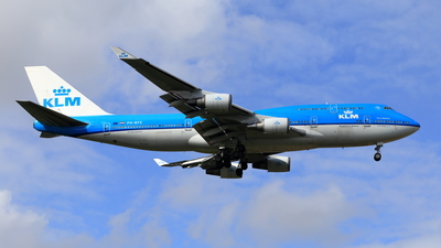 PH-BFE - Boeing 747-406(M) - KLM Royal Dutch Airlines