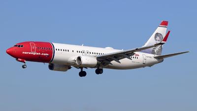 EI-FHW - Boeing 737-8JP - Norwegian