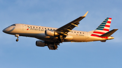 N106HQ - Embraer 170-200LR - American Eagle (Republic Airways)