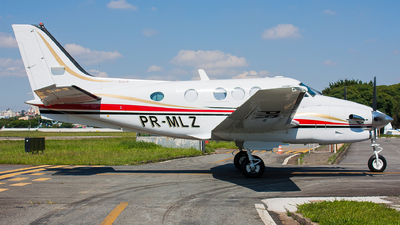 PR-MLZ - Beechcraft C90A King Air - Private