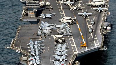 CVN-73 - Aircraft Carrier - Airport Overview