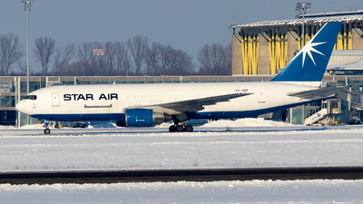 A picture of OYSRP - Boeing 767232(BDSF) - Star Air - © Julian Azeroth