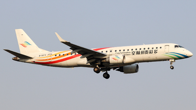 B-3273 - Embraer 190-100LR - Colorful Guizhou Airlines