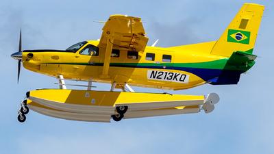 N213KQ - Quest Aircraft Kodiak 100 - Private
