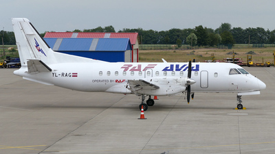 YL-RAG - Saab 340A(F) - Raf-Avia Airlines