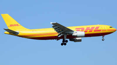 A picture of DAEAL - Airbus A300B4622R(F) - DHL - © Henrik Hedde