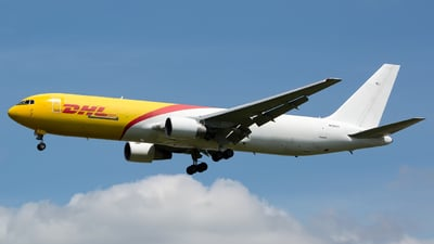 N220CY - Boeing 767-383(ER)(BDSF) - DHL (ABX Air)