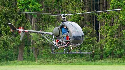 OE-XAN - Schweizer 269C - Private