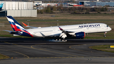 A picture of FWZFN - Airbus A350 - Airbus - © DN280