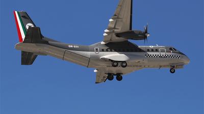 GN-511 - CASA CN-235-10 - Mexico - Guardia Nacional