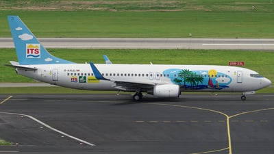 D-AXLD - Boeing 737-8FH - XL Airways Germany