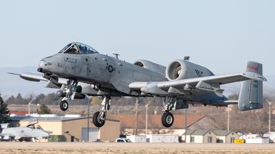 79-0194 - Fairchild A-10C Thunderbolt II - United States - US Air Force (USAF)