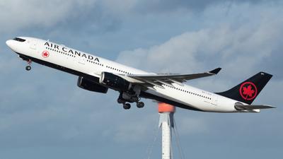 C-GFAF - Airbus A330-343 - Air Canada