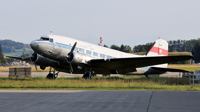 HB-ISB - Douglas DC-3C - Classic Air