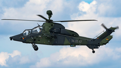 74-47 - Eurocopter EC 665 Tiger UHT - Germany - Army