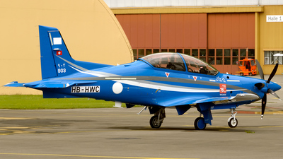 A picture of HBHWC - Pilatus PC21 -  - © Sven Zimmermann