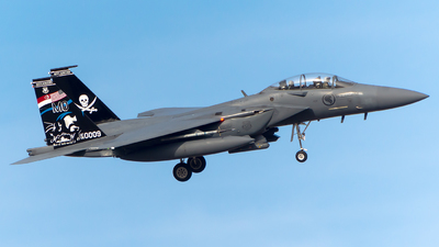 05-0009 - Boeing F-15SG Strike Eagle - Singapore - Air Force
