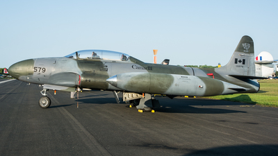 NX433RD - Canadair CT-133 Silver Star - Private