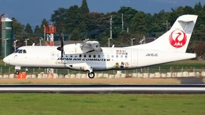 JA10JC - ATR 42-600 - Japan Air Commuter (JAC)
