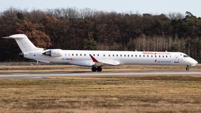 A picture of ECMNR - Mitsubishi CRJ1000 - Iberia - © TommyNG