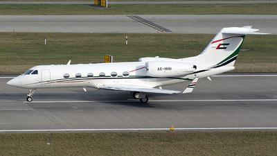 A6-HHH - Gulfstream G-IV - United Arab Emirates - Dubai Air Wing
