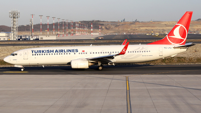 A picture of TCJYJ - Boeing 7379F2(ER) - Turkish Airlines - © Firat Cimenli