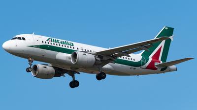 A picture of EIIMP - Airbus A319111 - Alitalia - © Marcello Montagna spotter_napoli