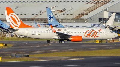 A picture of PRGXH - Boeing 7378EH - GOL Linhas Aereas - © Michael Sanabria Rosales