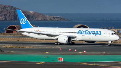 EC-NGS - Boeing 787-9 Dreamliner - Air Europa