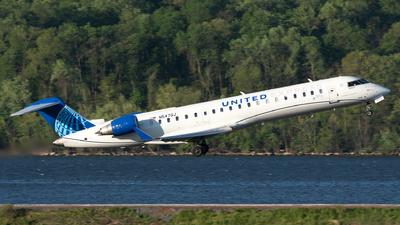 N547GJ - Bombardier CRJ-550 - United Express (GoJet Airlines)