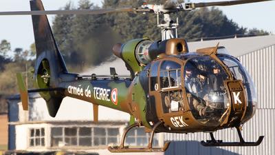 4216 - Aérospatiale SA 342L Gazelle - France - Army