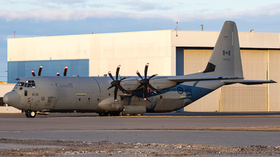 130616 - Lockheed Martin CC-130J Hercules - Canada - Royal Canadian Air Force (RCAF)