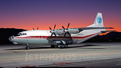 UR-CAJ - Antonov An-12BK - Ukraine Air Alliance (UAA)