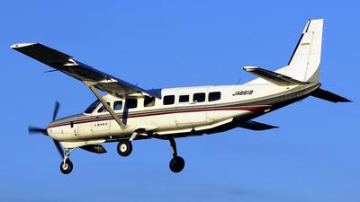 JA881B - Cessna 208B Grand Caravan - Asahi Air