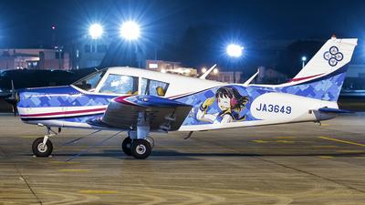 JA3649 - Piper PA-28-140 Cherokee E - Private