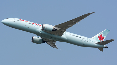 A picture of CFNOH - Boeing 7879 Dreamliner - Air Canada - © BobH