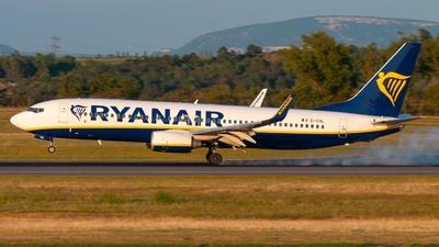 A picture of EIENL - Boeing 7378AS - Ryanair - © Raphael Oletu