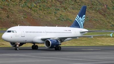 F-HBAL - Airbus A319-111 - Aigle Azur