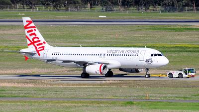 VH-VNP - Airbus A320-232 - Virgin Australia Regional Airlines