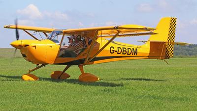 G-DBDM - Aeropro Eurofox 3K - Private