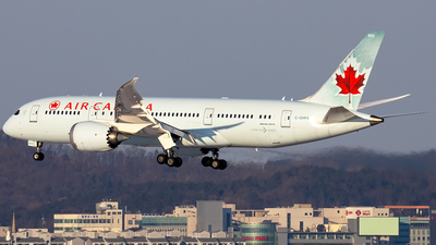 A picture of CGHPX - Boeing 7878 Dreamliner - Air Canada - © YoungKyun Shin