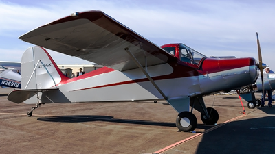 N219GK - Hapi Cygnet SF2A - Private