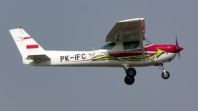 PK-IFC - Cessna 152 - Indonesia Flying Club