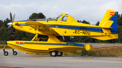 EC-NDU - Air Tractor AT-802A Fire Boss - Avialsa